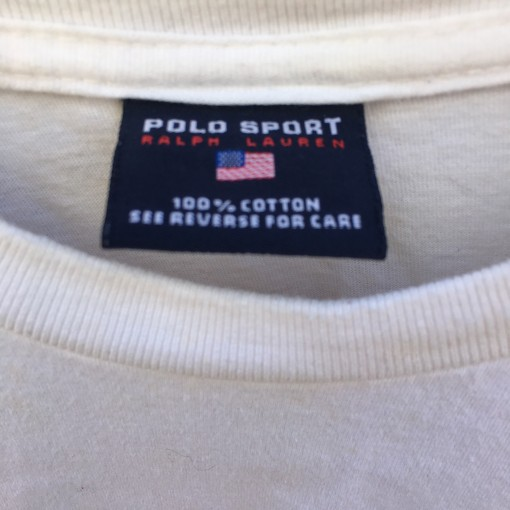 vintage 90's polo sport shirt