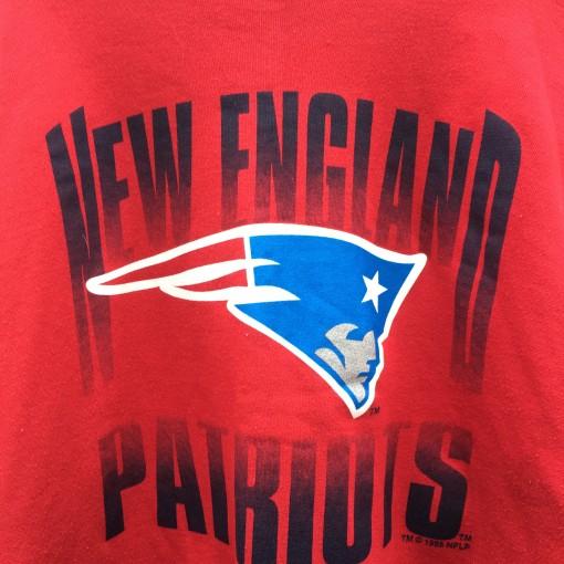 vintage 90's New England Patriots NFL crewneck sweatshirt