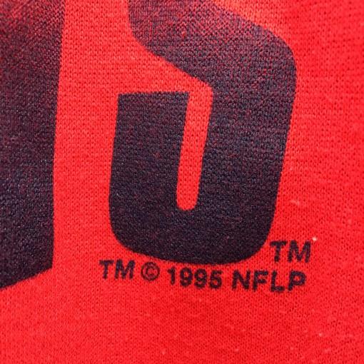 1995 OG Patriots crewneck