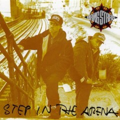 Gangstarr Step into the arena New Orleans Saints starter snapback hat