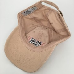 rare vntg champion dad hat khaki