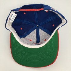 vintage 90's the game logo snapback hat