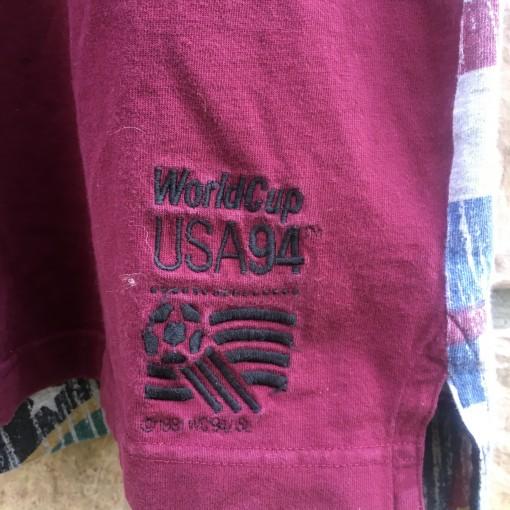 vintage 1994 World Cup Adidas t shirt