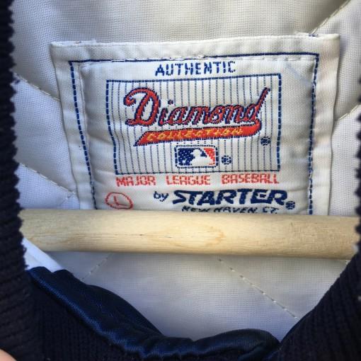 size large 90's Starter diamond collection jacket size large