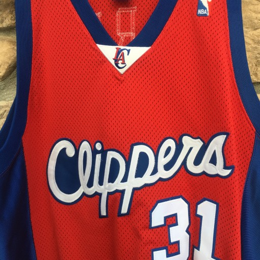 vintage los angeles clippers authentic champion jersey