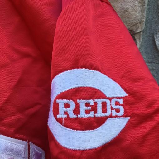 vintage Cincinnati Reds Starter satin jacket