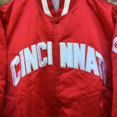 Vintage 90's Cincy Reds jacket