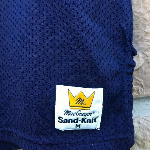 vintage sandknit ncaa jersey