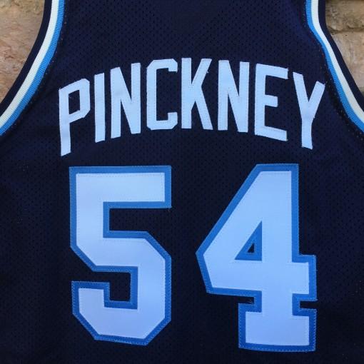vintage Ed Pinckney Villanova jersey