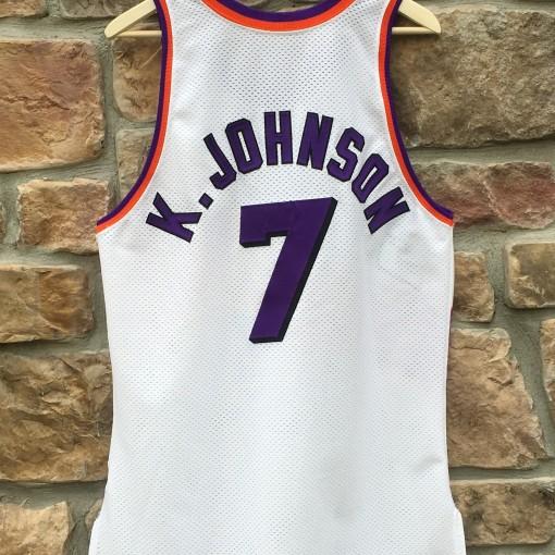 pro cut authentic Phoenix Suns champion nba jersey