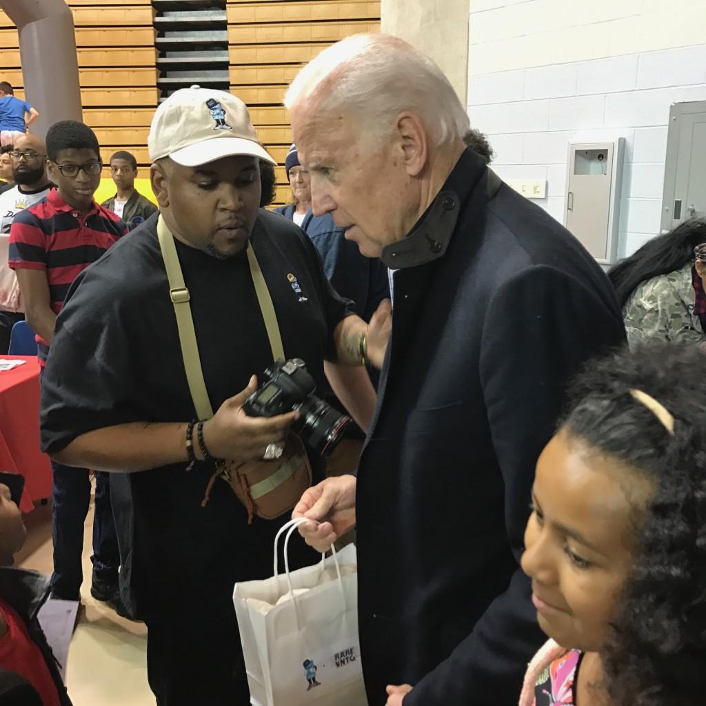 Rare Vntg Joe Biden