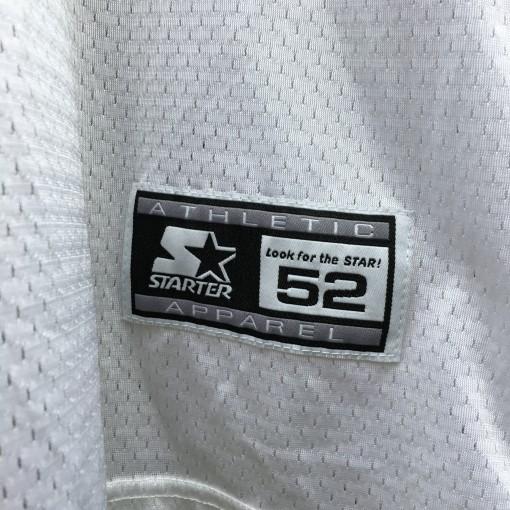 vintage starter nfl jersey size 52