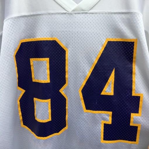 randy moss vintage 90's vikings jersey