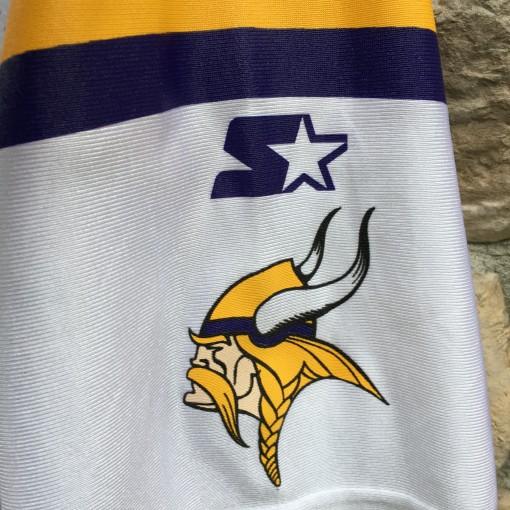 vintage 90's starter Minnesota Vikings jersey