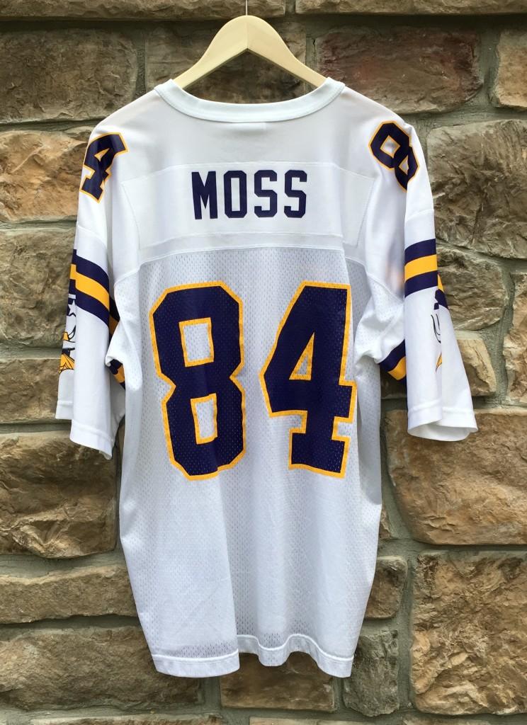 huge discount da17f 533e9 1998 Randy Moss Minnesota Vikings Starter NFL Jersey Size XL