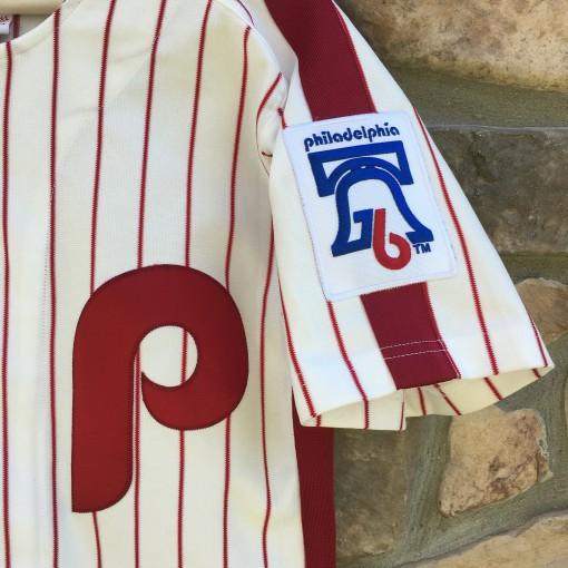 Phillies 1976 Schmidt jersey