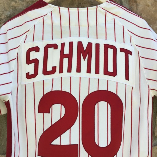 schmidt phillies jersey