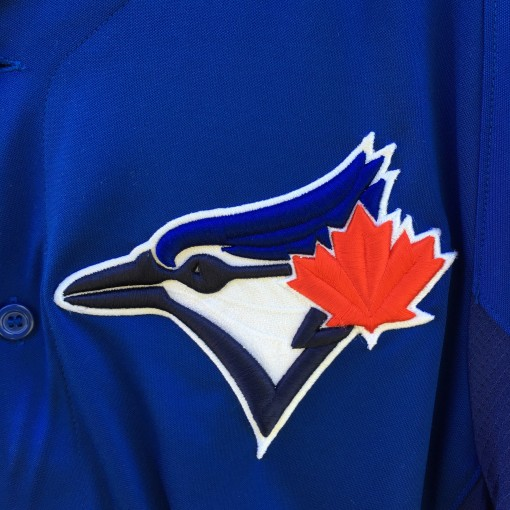 Toronto blue jays cool base authentic batting practice jersey