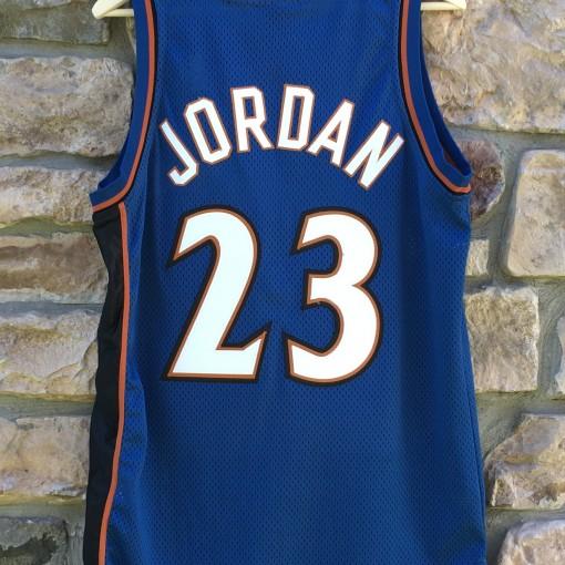 vintage 2001 authentic Michael Jordan Washington Wizards Nike authentic jersey size 40 medium