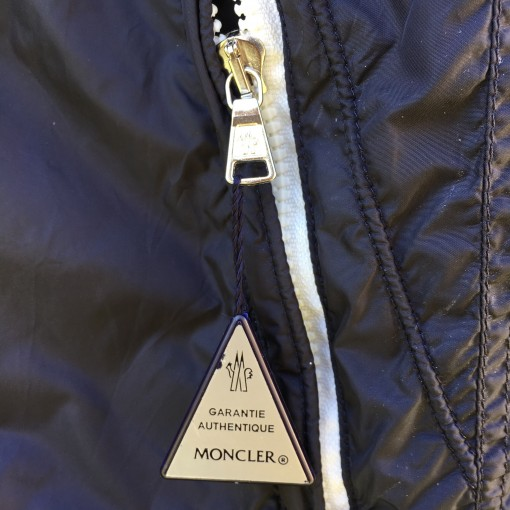 authentic moncler windbreaker jacket