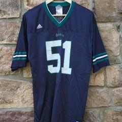 vintage 2001 Seattle Mariners Ichiro Adidas MLB football jersey