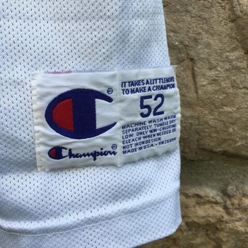vintage size 52 Champion Tune squad michael jordan jersey