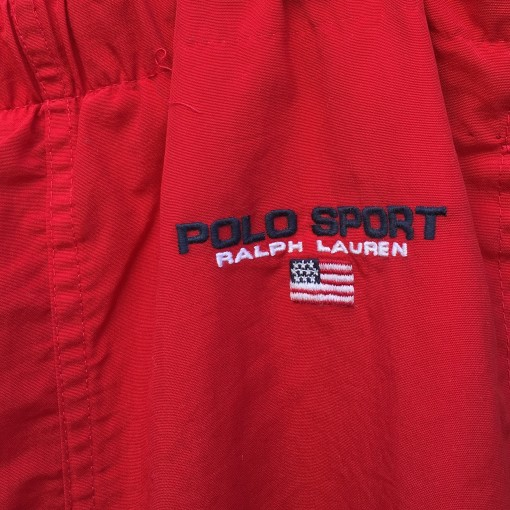 vintage 90's Polo sport swishy track pants sweatpants