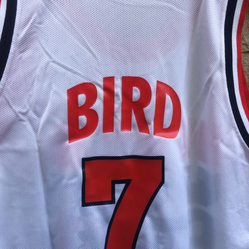 larry bird dream team jersey