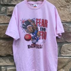 vintage ben wallace Detroit pistons shirt