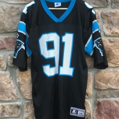 vintage 90's Kevin Greene carolina panthers nfl jersey