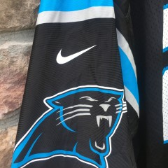 vintage 90's Carolina Panthers NIke NFL jersey