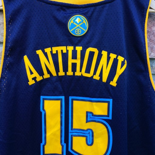 Carmelo anthony denver nuggets adidas jersey XXL