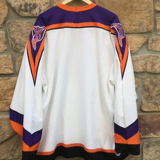 phantoms AHL throwback jersey