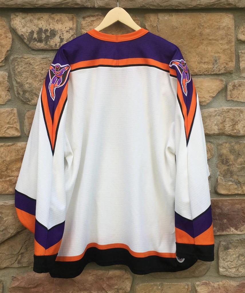1996 Philadelphia Phantoms Bauer AHL Jersey Size XXL  c737052a1
