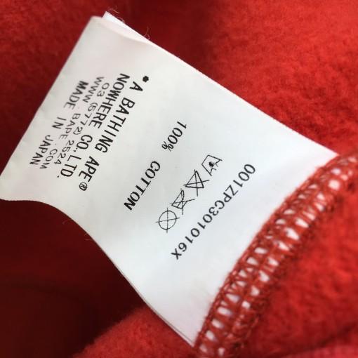 authentic bape tags