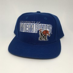 vintage memphis tigers sports specialties ncaa snapback hat 90's