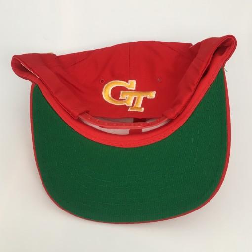 Vintage 90's Georgia tech snapback hat