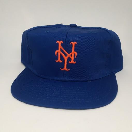 vintage 90's New York Mets snapback hat