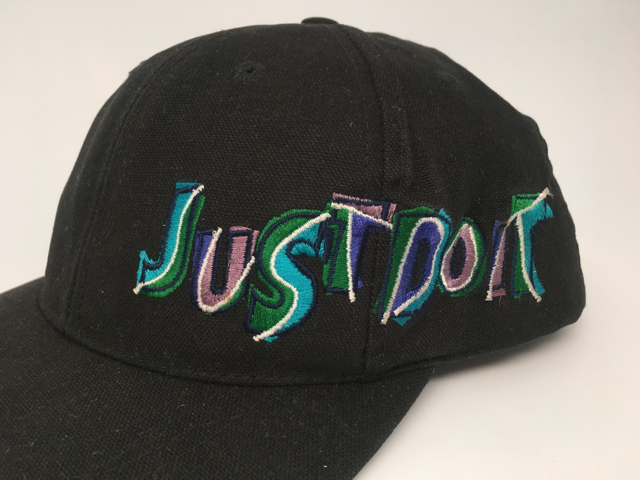 db9be1597003b Vintage 90 s Nike Just Do It snapback hat