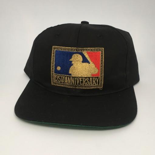 Vintage MLB 125th Anniversary Starter snapback hat