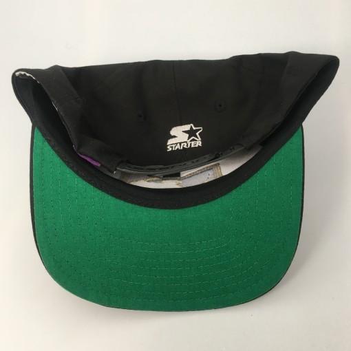 vintage 90's starter snapback hat