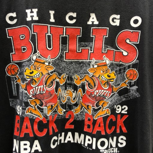 Chicago bulls back to back nba champions t shirt
