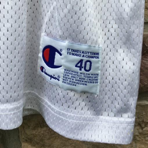vintage champion nfl jersey size 40