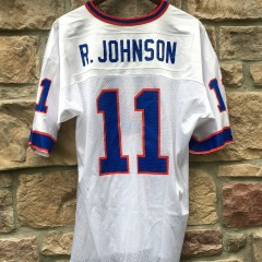 vintage 90's Rob Johnson Buffalo Bills nfl jersey champion