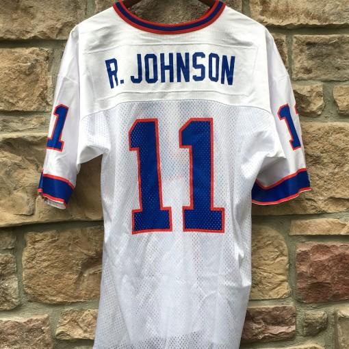 vintage 90's Rob Johnson Buffalo Bills nfl jersey champion