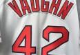 vintage Mo Vaughn Boston Red Sox jersey
