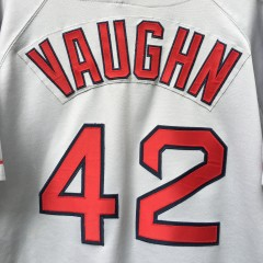 vintage Mo Vaughn Boston Red Sox jersey