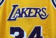 Shaq authentic yellow lakers jersey size 40