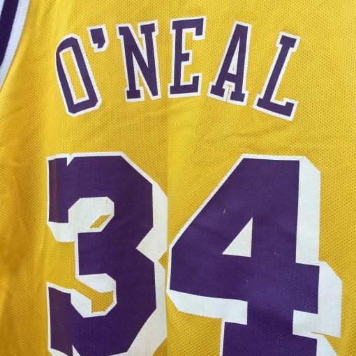 Lakers shaq jersey