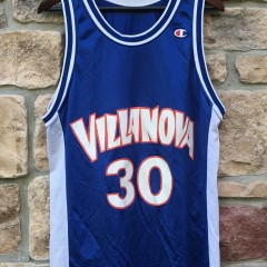 90's kerry kittles villanova wildcats champion NCAA jersey size 44 large